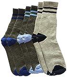 Graceway Adult Socks- Pack of 3 (Multi-C...
