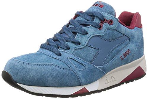 Sneaker Diadora SCARPE UNISEX DIADORA S8000 ITALIA 501.170533 (44 - 60030 BLU GAGLIARDETTO)