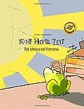 Fünf Meter Zeit/Pet Metara od Vremena: Kinderbuch Deutsch-Bosnisch (bilingual/zweisprachig)