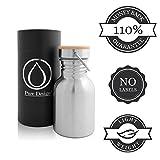 Pure Design- Botella Térmica 500ml de agua sin BPA, 110% Garantia de por Vida, también 350 ml, 750 ml y 1 litro