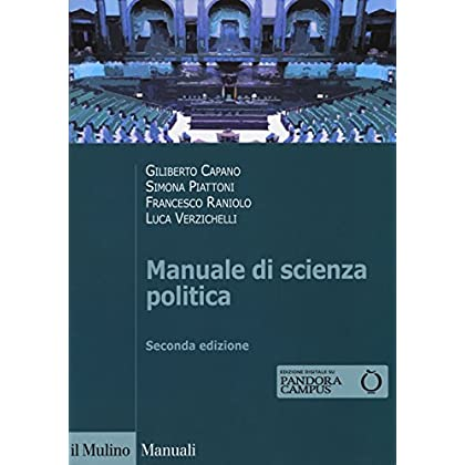 Manuale Di Scienza Politica. Con Contenuto Digitale Per Download E Accesso On Line