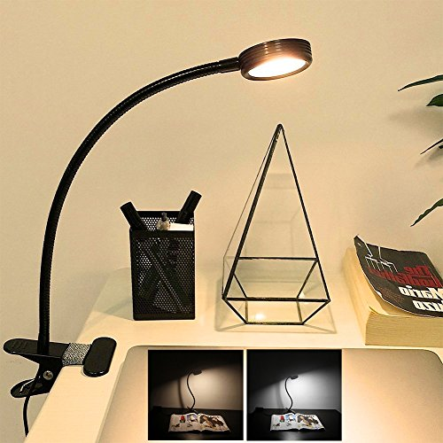 Clip-On-Light-Desk-Lamp-Florally-Warm-White-Cool-White-Colour-Changeable-Desktop-Light-Super-Bright-Portable-Flexible-Eye-care-LED-Stand-USB-Light-Colour-Changeable-Night-Light-Clip-On-Book-for-Desk-T