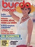 Burda Moden 7 Juli 1986 116 Schnitte
