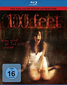 100 Feet Bd [Blu-ray] [Import allemand]