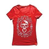 lepni.me Frauen T-Shirt Lebe schnell - stirb zuletzt, Fahrradermine, Motorradbekleidung, Liebe zum...