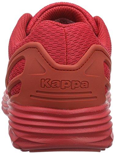 Kappa Trust, Baskets Unisexes - Rouge Adulte (2020 Rouge)