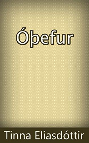 Óþefur (Icelandic Edition) por Eva  Halldórsdóttir