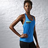 Reebok Seamless Sports Bra (AI1078_Blue_...