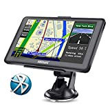 GPS Voiture Auto Europe 7 Pouces Ecran Tactile Bluetooth Cartographie Europe 52 à...