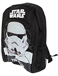 02f8c11a51 Star Wars Childrens/Kids Official Storm Trooper Backpack/Rucksack