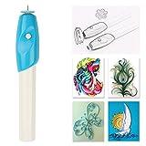 ODETOJOY Quilling Stift Elektro für Papierstreifen