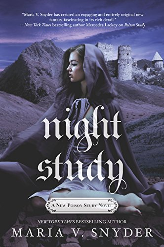 Night Study: A Poison Study Novel