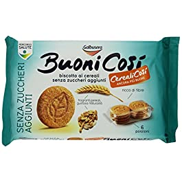 Galbusera Cereali Buoni Così senza Zucchero Frollini – 300 gr