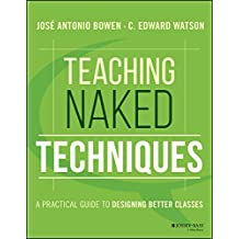 Teaching Naked Techniques: A Practical Guide to Designing Better Classes (English Edition)