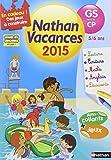 Cahiers de vacances - Maternelle vers le CP 5 - 6 ans