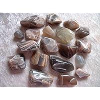 Black Moonstone Tumblestone (Single Stone) 25-40mm preisvergleich bei billige-tabletten.eu