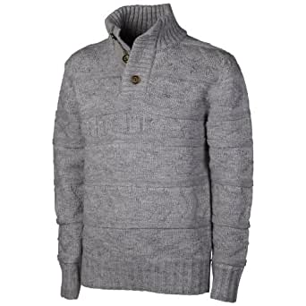 Chiemsee Herren Strickpullover, Light Grey, XXL, 2050201