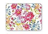 Cooksmart Tischsets 4Stück amp; inspirierende Magnet Floral Romance