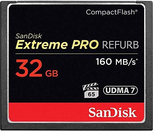 SanDisk Extreme Pro - Tarjeta Memoria CompactFlash