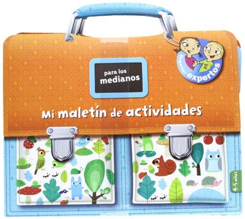 Maletín de actividades para los medianos: Pequeños expertos (Libros juego)