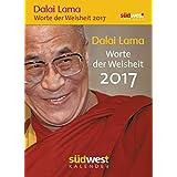 Dalai Lama - Worte der Weisheit 2017 Textabreißkalender