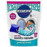 Écozone Non Lessive Bio Capsules 20 Par Paquet - (Paquet de 6)