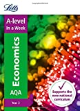 Letts A-level Revision Success – A-level Economics Year 2 In a Week