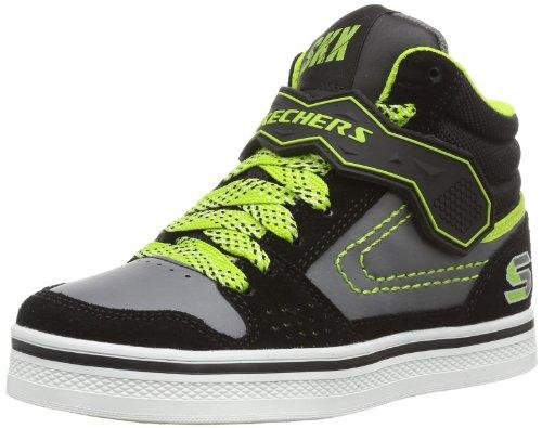 Skechers - Sneaker KelpAssemble, Bambini e ragazzi Nero (BKLM)