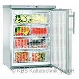: KBS / Liebherr Gefrierschrank GGU 1550 CHR - unterbaufähig