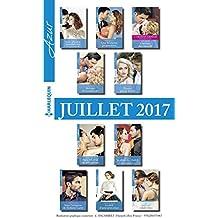 10 romans Azur + 1 gratuit (nº3845 à 3854 - Juillet 2017) : 1 livre acheté = des cadeaux à gagner