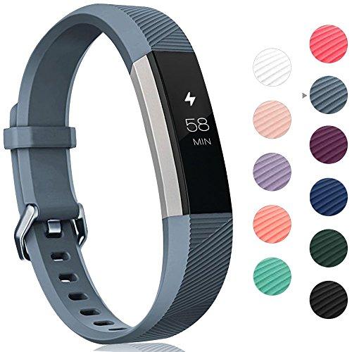 47b06764a6da Onedream Compatible para Correa Fitbit Alta (HR)  Ace Pulsera TPU Silicona  Recambio Correa