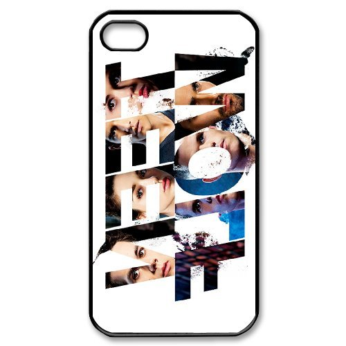 LP-LG Phone Case Of Teen Wolf For Iphone 4/4s [Pattern-6] Pattern-1
