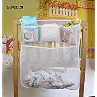 Organizador bolsillos cuna incluir no disponibles beb - Organizador de cuna ...