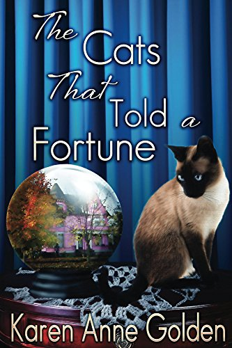 The Cats that Told a Fortune (The Cats that . . . Cozy Mystery Book 3) (English Edition)