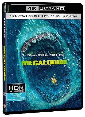 Megalodón Blu-Ray Uhd [Blu-ray]