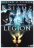 Ksiadz / Legion [Box] [2DVD] (English audio)