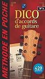 Dictionnaire d'Accords de Guitare : 252 positions