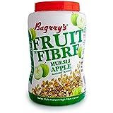 Bagrry's Fruit n Fibre Muesli, Apple, 1kg
