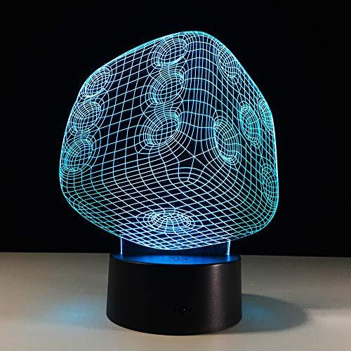 Mddjj Neuheiten 3D Leuchten Luminaria Led Powerbank Schrank Nacht Batterie Lampe Bewegung Tischleuchte Dekoration Kleiderschrank Licht Schlafzimmer Licht
