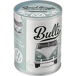 Volkswagen, Hucha de lata, diseño con caravana de Volkswagen