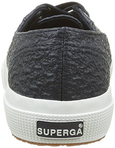Superga - 2750 Cotbouclerbrw, Sneaker Donna Blu (Bleu (Blue Navy 070))