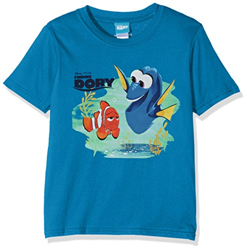 Disney Girl's Finding Dory Nemo Short Sleeve T-Shirt