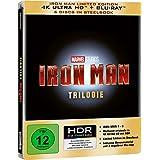 Iron Man-Trilogie Steelbook