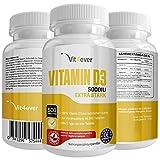Vitamin D3 Depot 5.000 I.E. - 500 Tabletten - 1000
