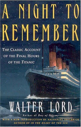 By Walter Lord - A Night to Remember (2 Reprint) for sale  Delivered anywhere in UK