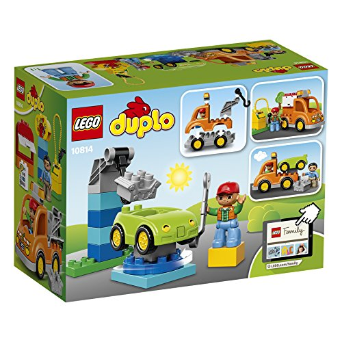 Lego Blocks & Building Sets Lego Tow Truck