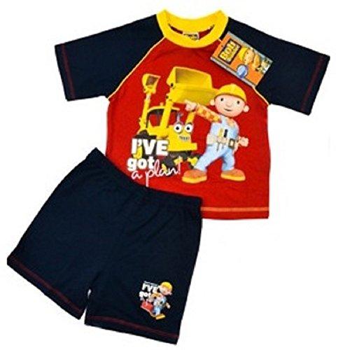 pigiama-corto-bob-aggiustatutto-builder-2-3-anni