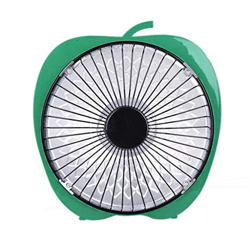 Eariy - Mini calefactor eléctrico portátil de escritorio, calefacción eléctrica portátil...