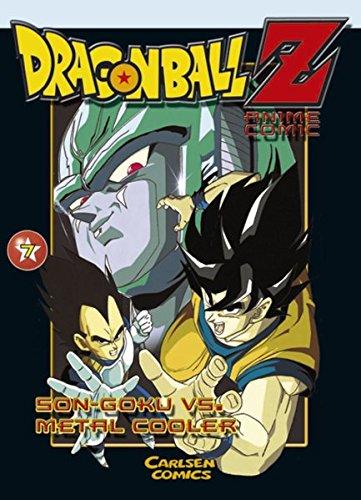 Dragon Ball Z Taschenbuch 07.