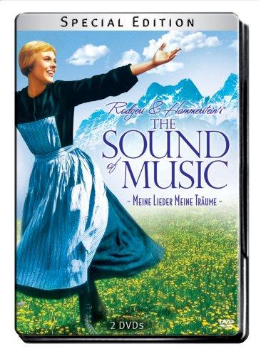 Bild von The Sound of Music - Meine Lieder, Meine Träume (Steelbook) [Special Edition] [2 DVDs]
